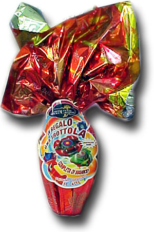 big italian easter eggs
