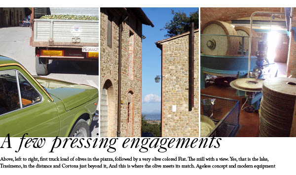Pressing Engagements in Italy